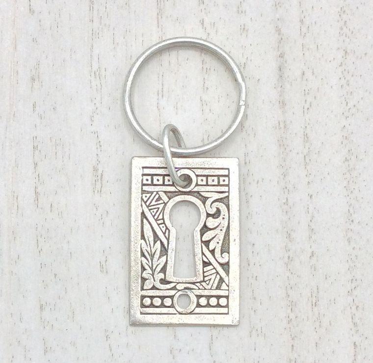 Escustcheon Plate key ring K11