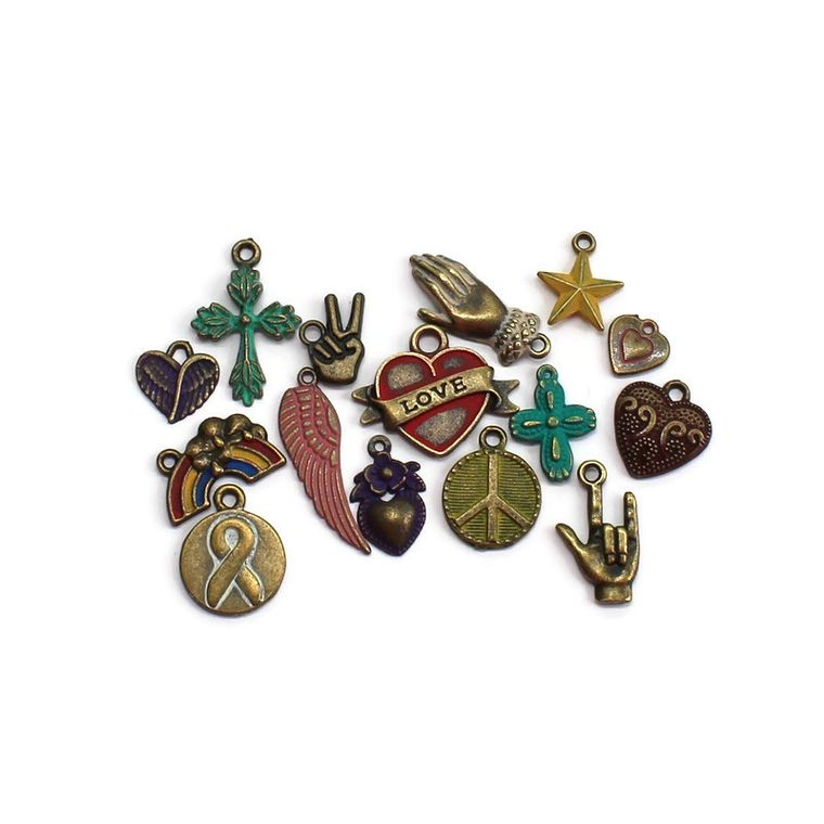 Unity Charm Collection Charm Only 12 Pack