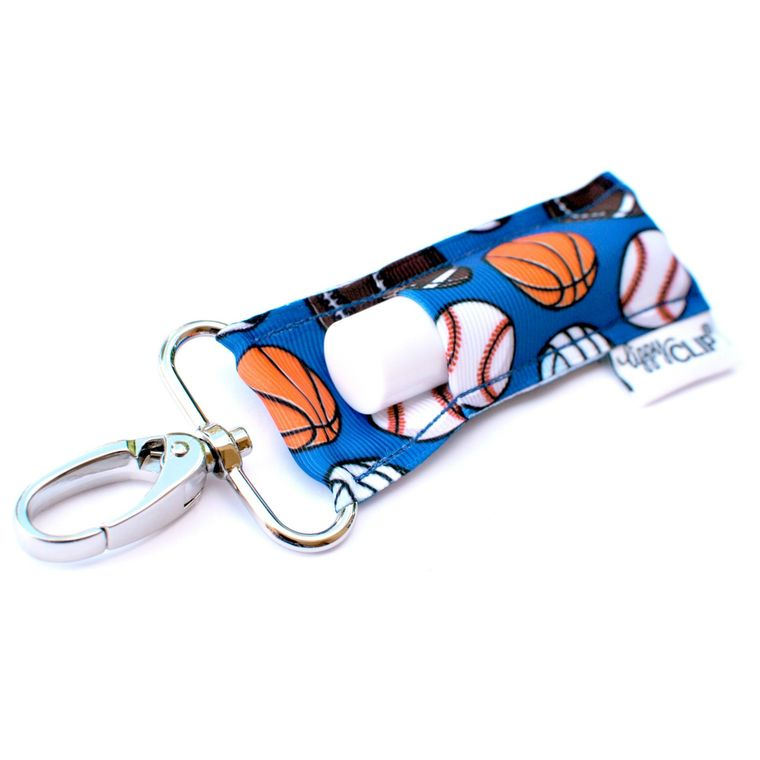 Game Time LippyClip Lip Balm Holder