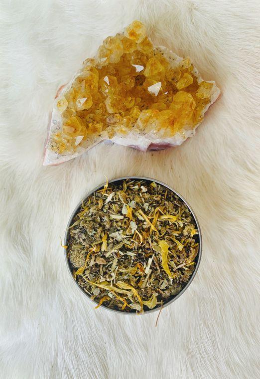 Solar Herbal Smoke Blend
