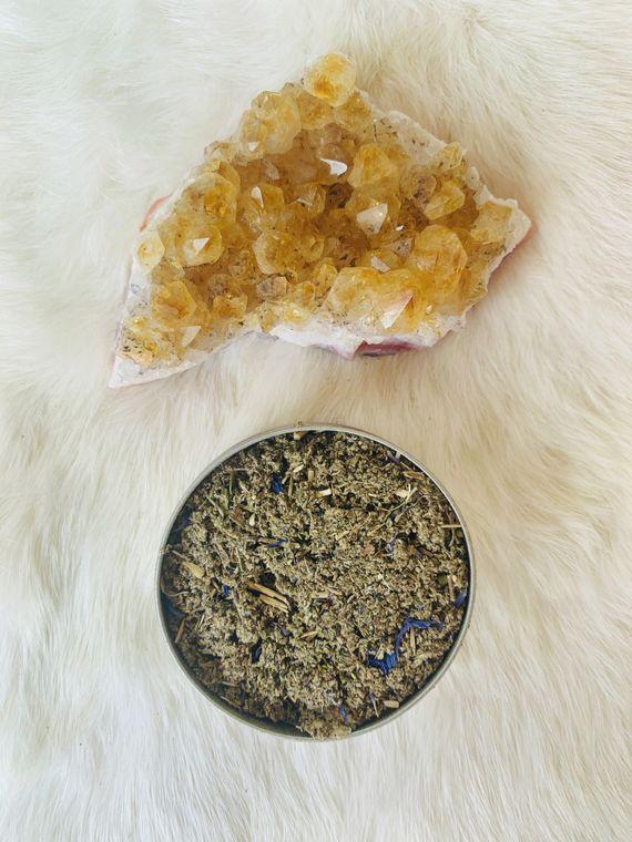 Lunar Herbal Smoke Blend
