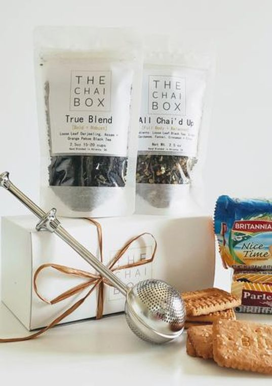 Traditional Chai Care Package Gift Set