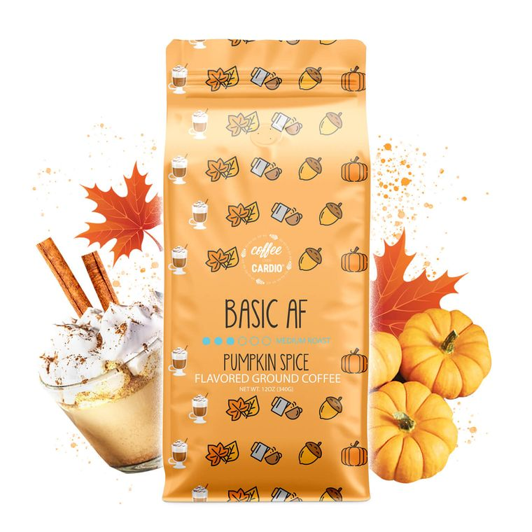 Basic AF - Pumpkin Spice Ground Coffee