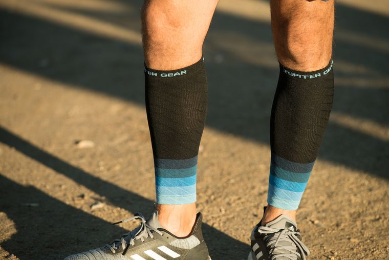 Endurance Compression Calf & Leg Sleeve for Running and Hiking
