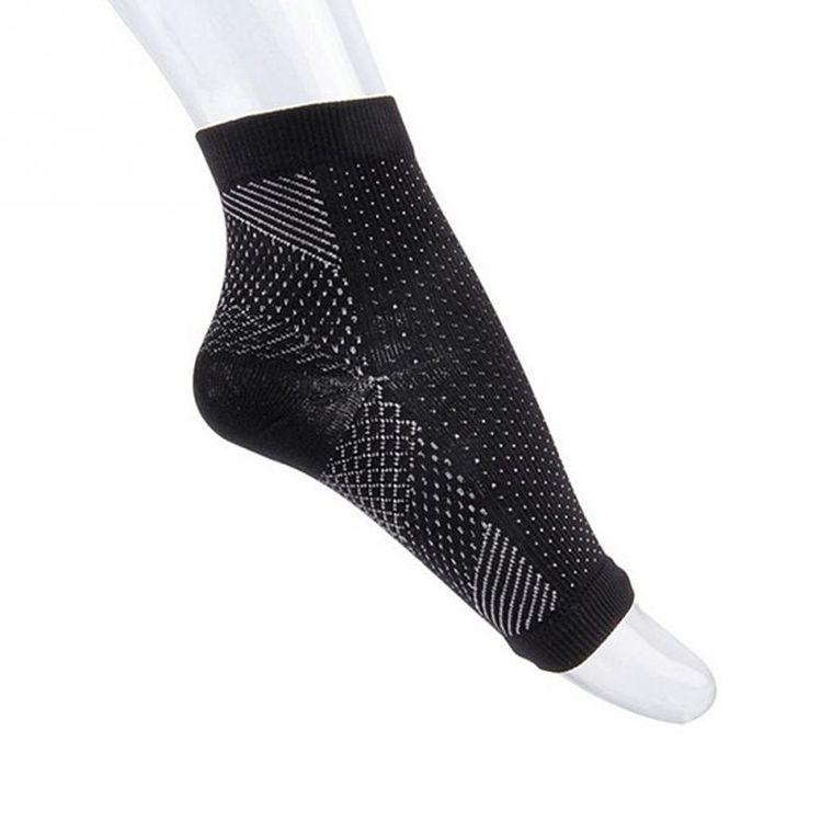 Anti-Fatigue Compression Sock for Improved Circulation & Plantar Fasciitis Relief