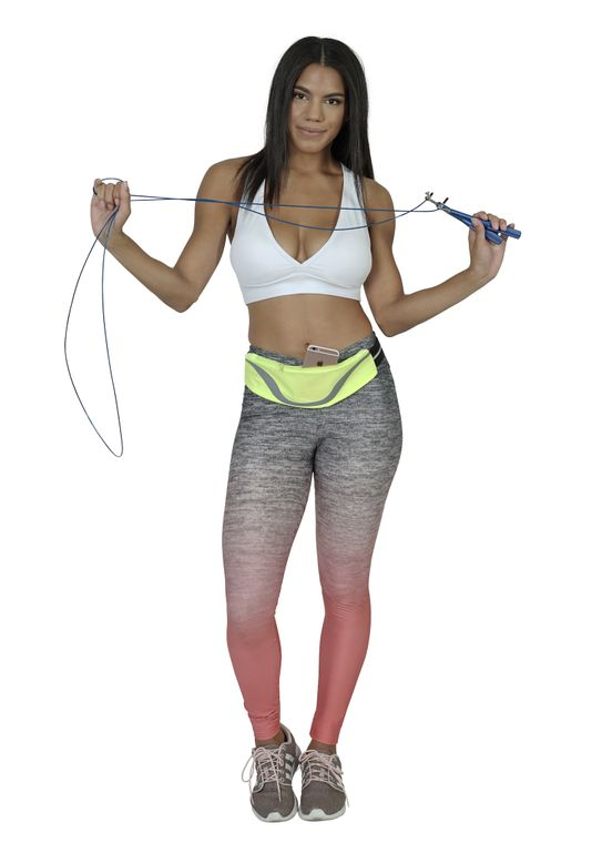 Adjustable Speed Cable Weighted Jump Rope