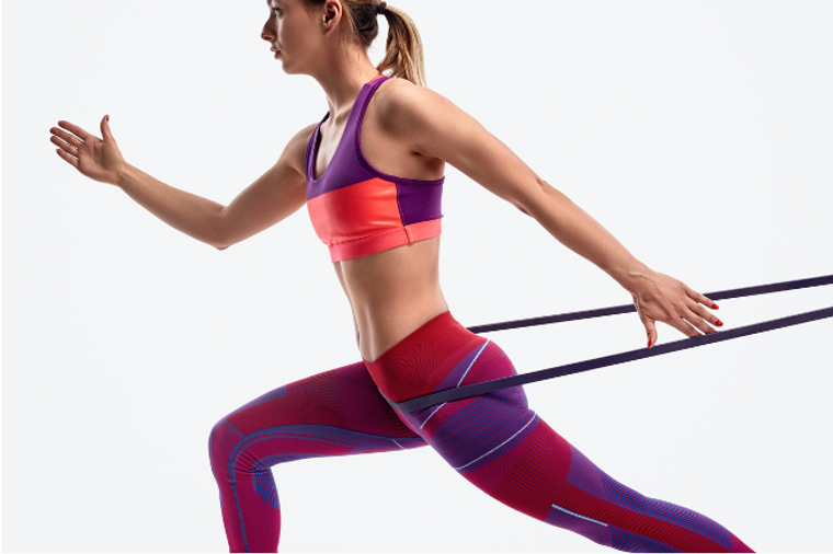 Powerlifting and Pull Up Exercise Resistance Bands