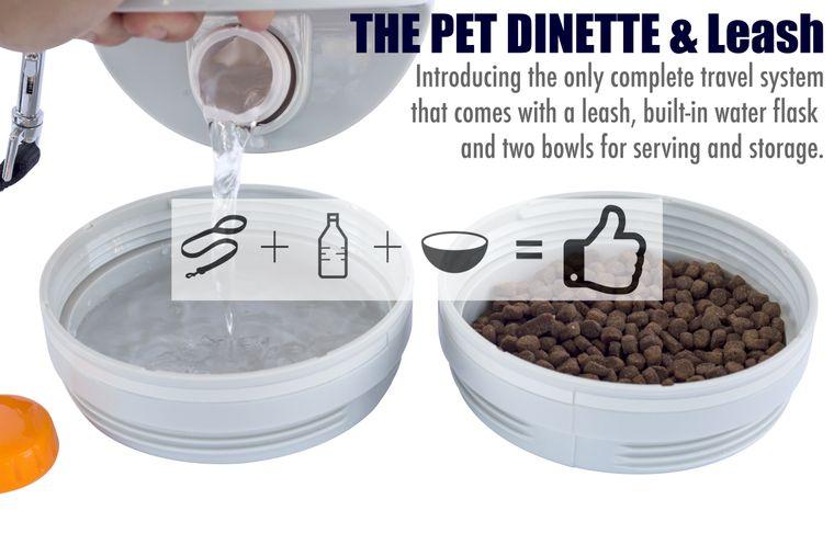 PET DINETTE & Leash