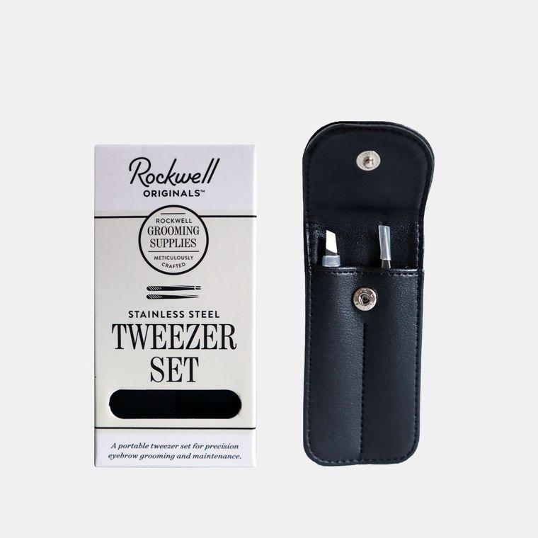 Rockwell Tweezer Set