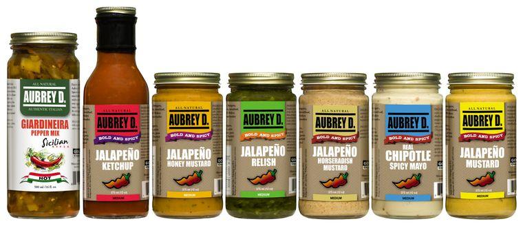 Aubrey D. Hot Condiments