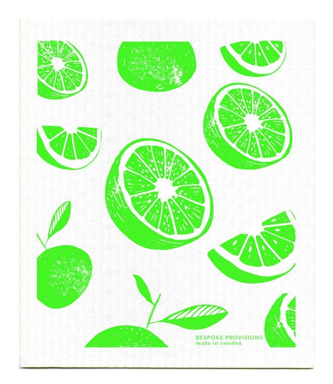 Limes Swedish Dishcloth