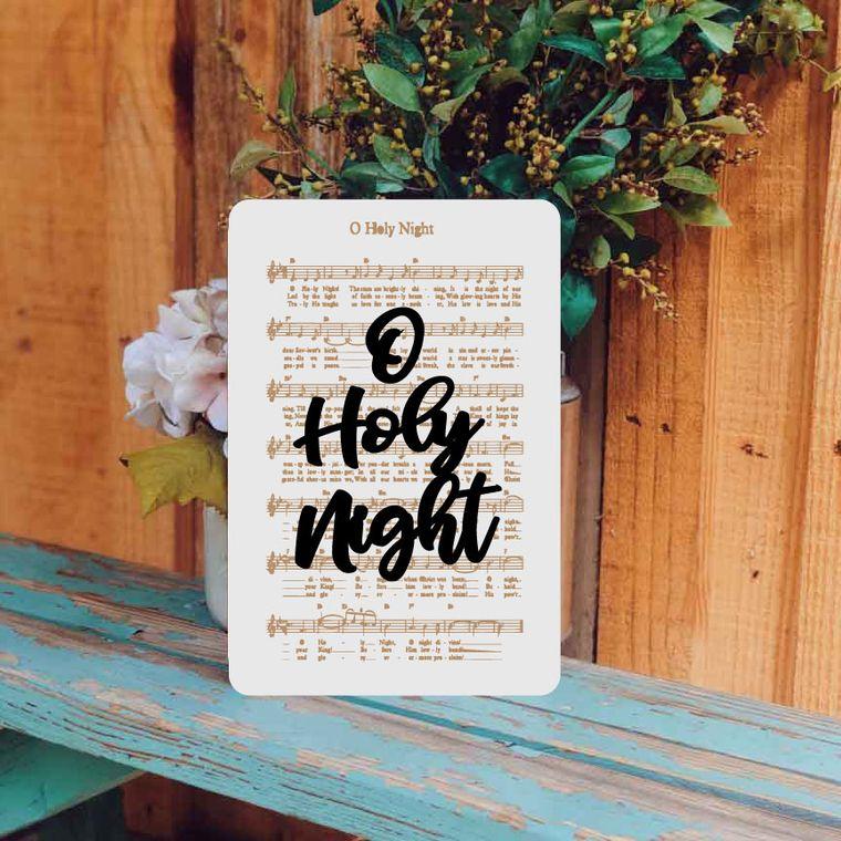 O Holy Night - Unframed