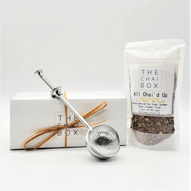 All Chai'd Up Rooibos [Caffeine Free] GIFT SET