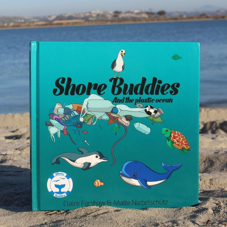 Shore Buddies And the Plastic Ocean