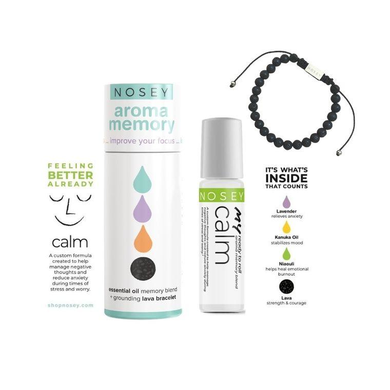 BEST SELLER - Aroma Memory Wellness Kit - Calm