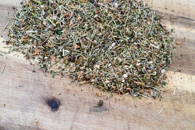 Headache Herbal Tea - 1 oz w/Reusable Tea Bag