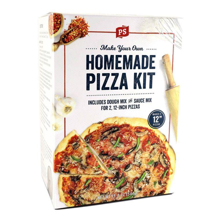 Homemade Pizza Kit