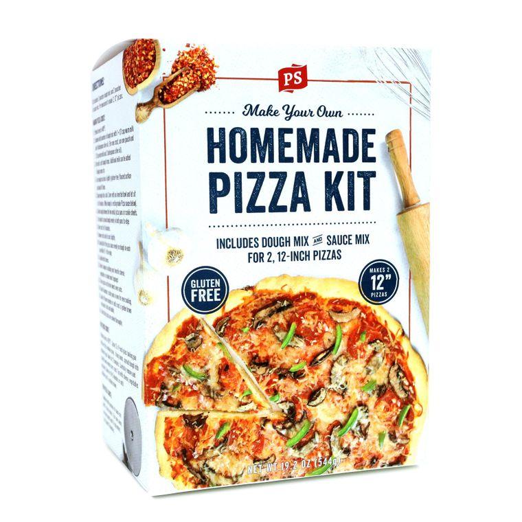 Gluten-Free Homemade Pizza Kit