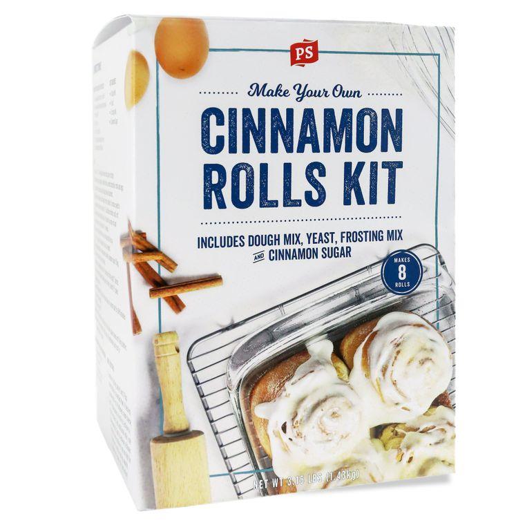 Homemade Cinnamon Roll Kit