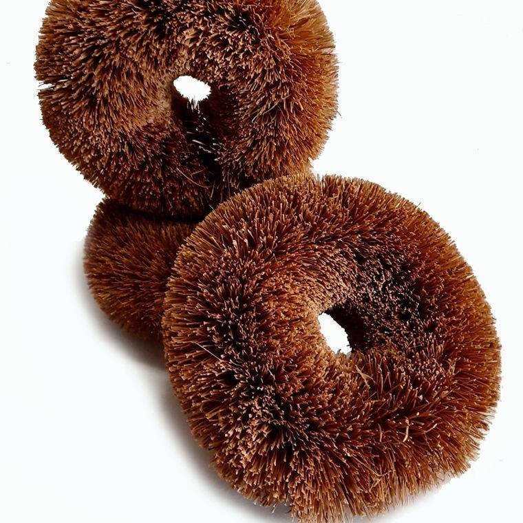 Cocodonut scourer