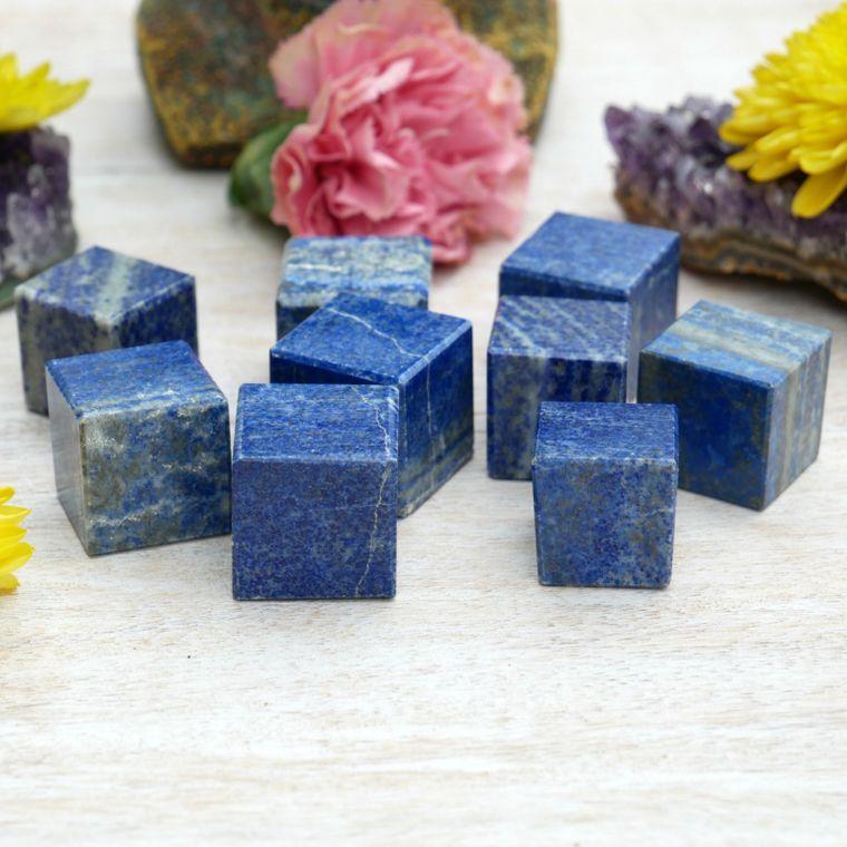 Lapis Cubes