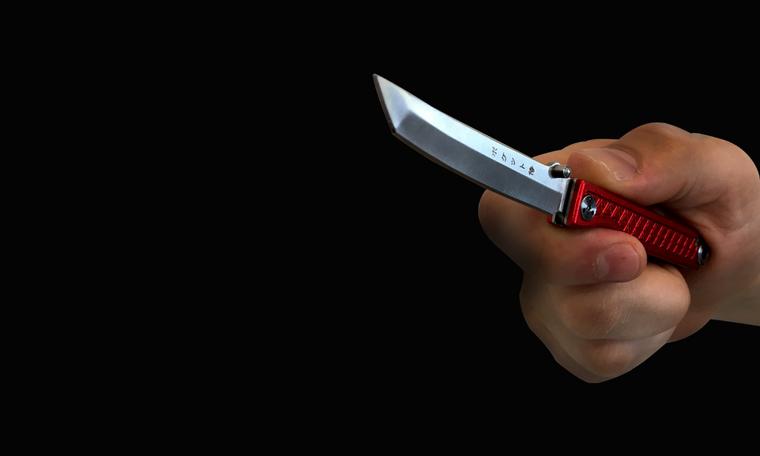 Pocket Samurai - Keychain Knife