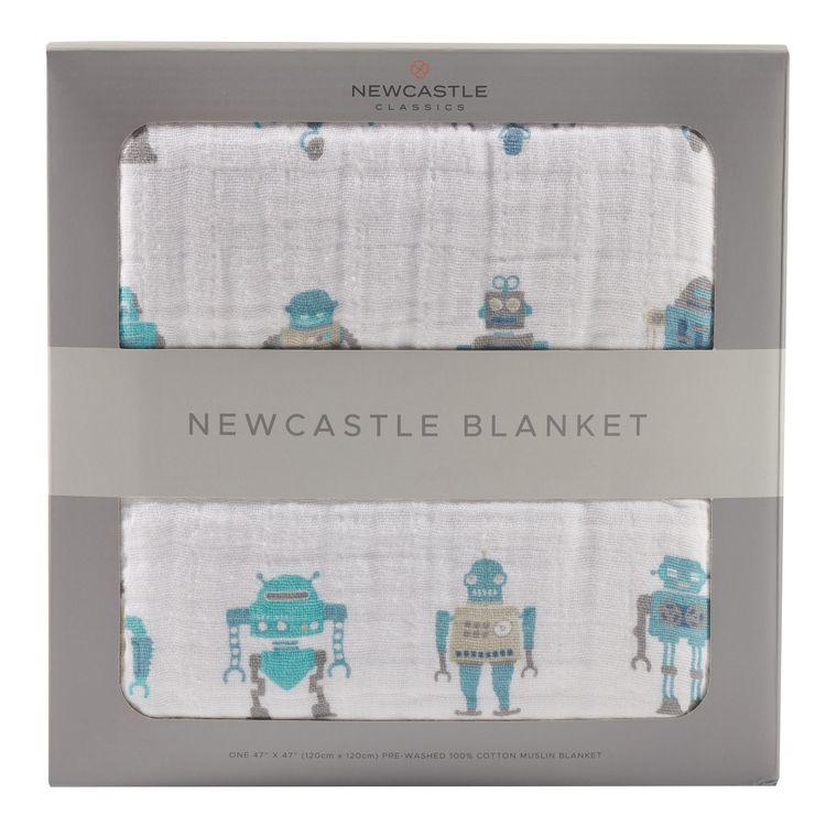 Robots Newcastle Blanket