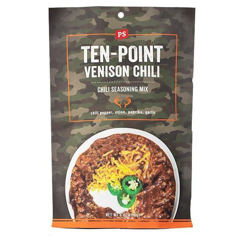 Ten-Point Venison Chili Mix