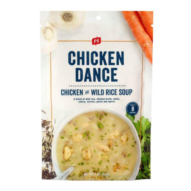 Chicken Dance Wild Rice Soup Mix