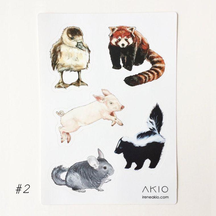 Sticker Sheet #2