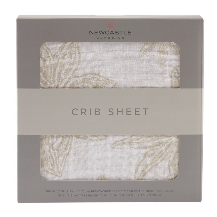 Star Anise Crib Sheet