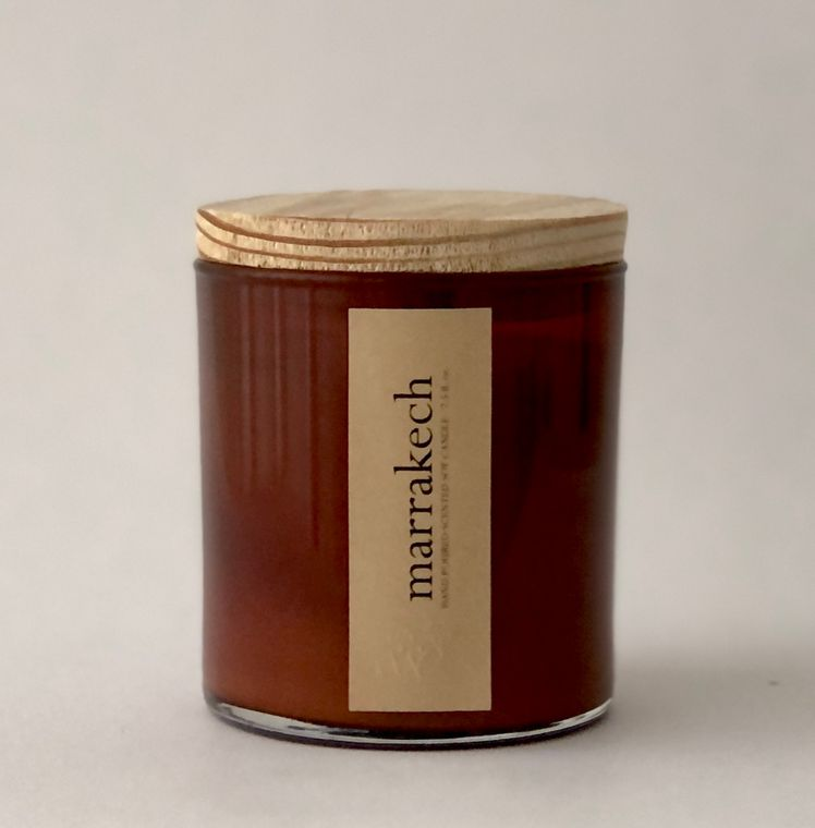 Marrakech Scented Candle