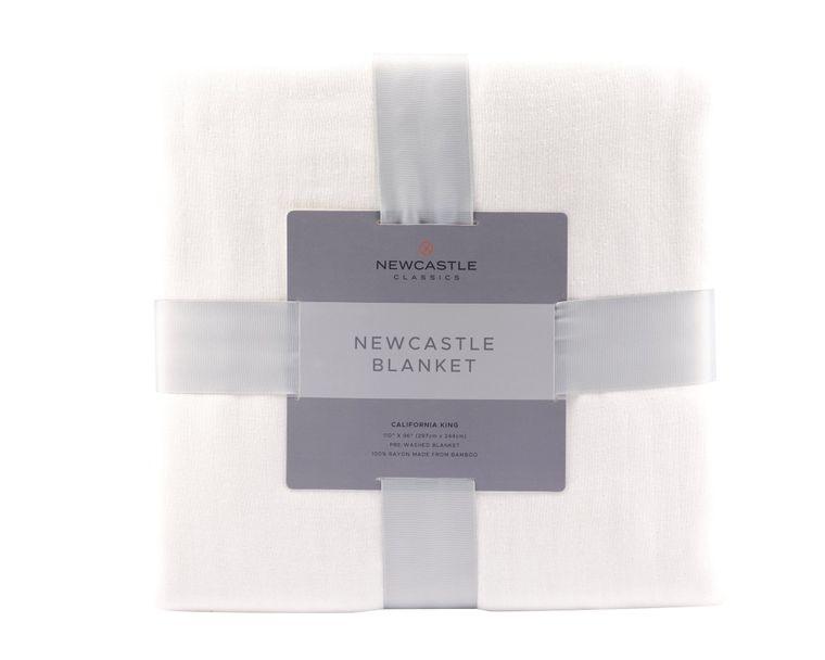 Adult Blanket Oversized King - Pristine White