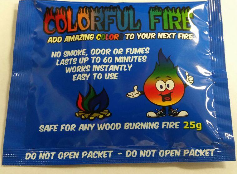 Colorfulfire