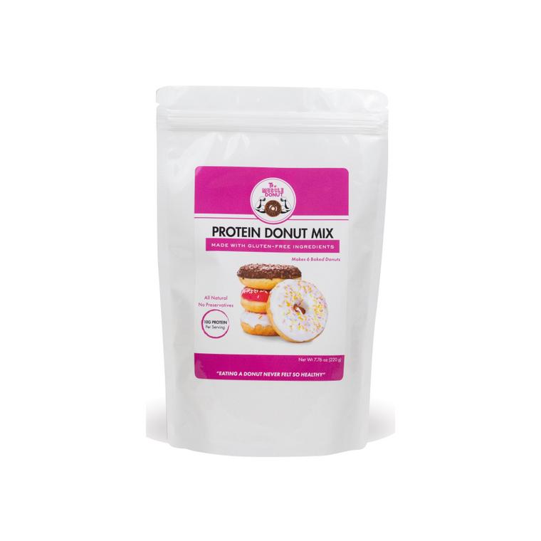 Gluten Free Protein Donut Mix