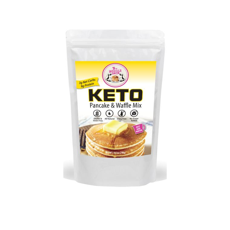 Keto / Paleo Pancake & Waffle Mix