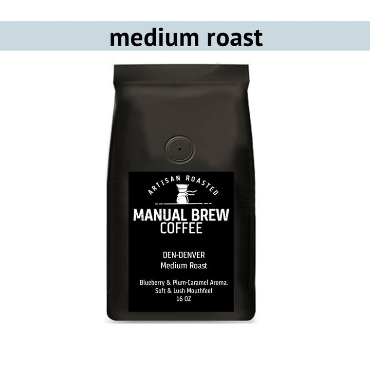 DEN-DENVER Medium Roast 1 lb