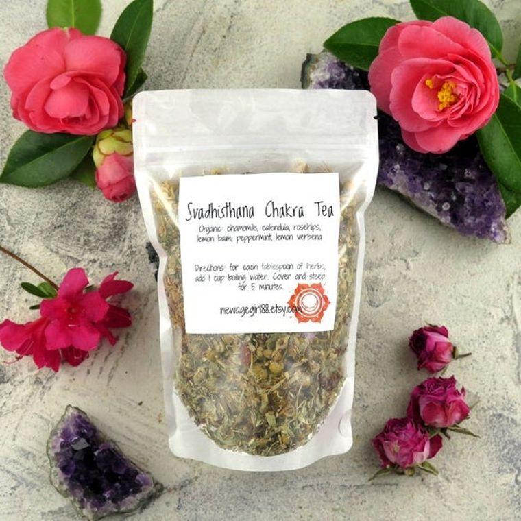 Svadhisthana Chakra Tea