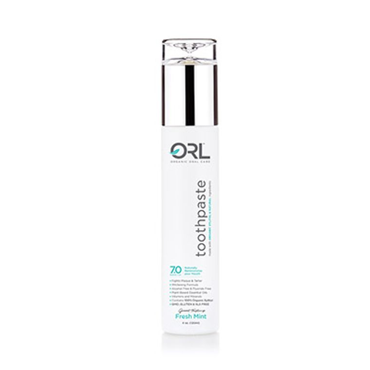 ORL Fresh Mint Toothpaste