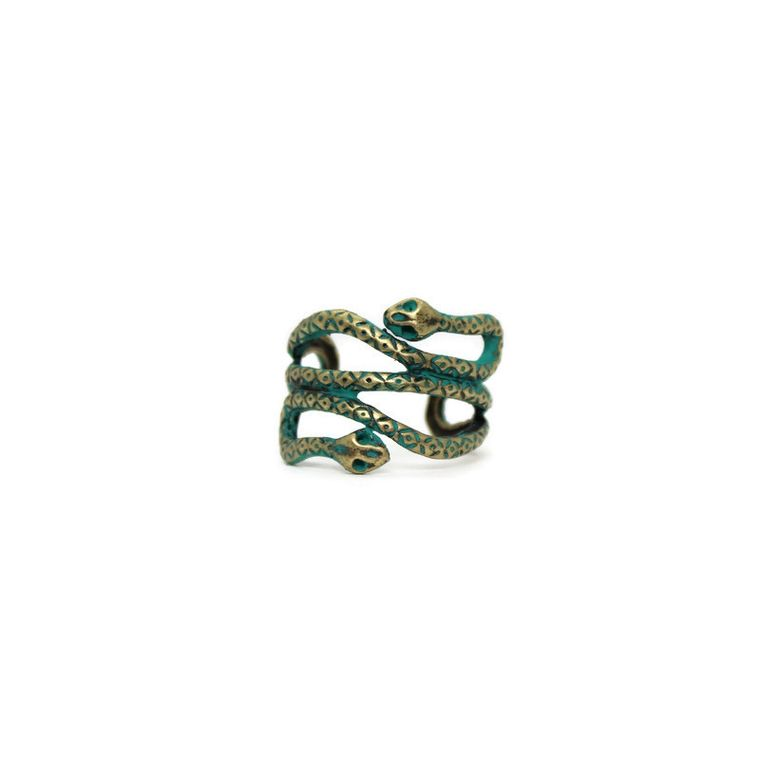 Snake Midi Ring