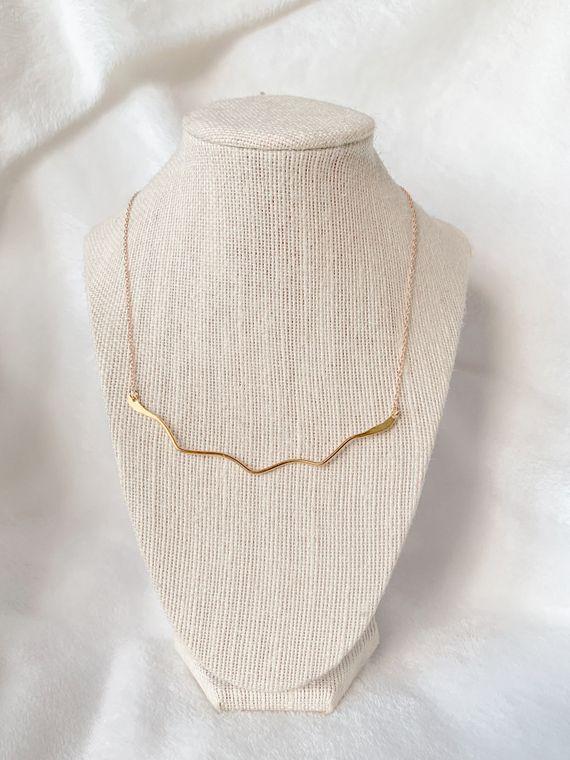 Sonoran Wavy Necklace