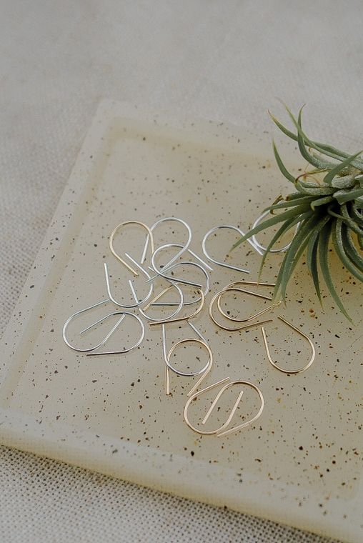 Horseshoe Threaders - Gold and Silver