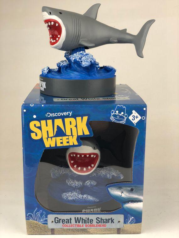 Shark Week Bobbleheads