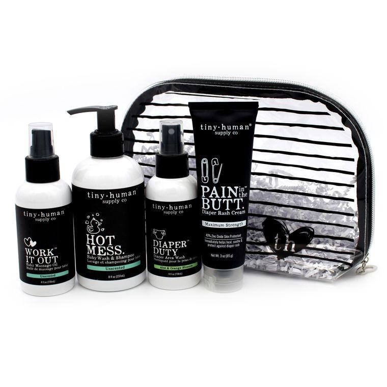 Newborn Essentials Gift Set