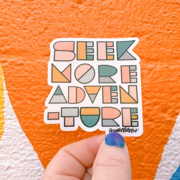 Seek More Adventure