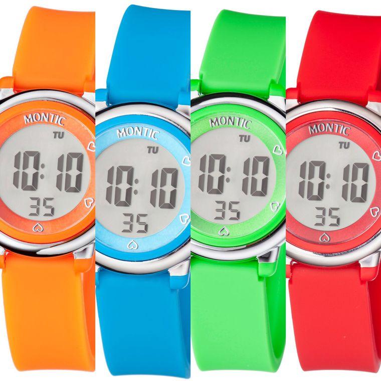 Montic digital watch