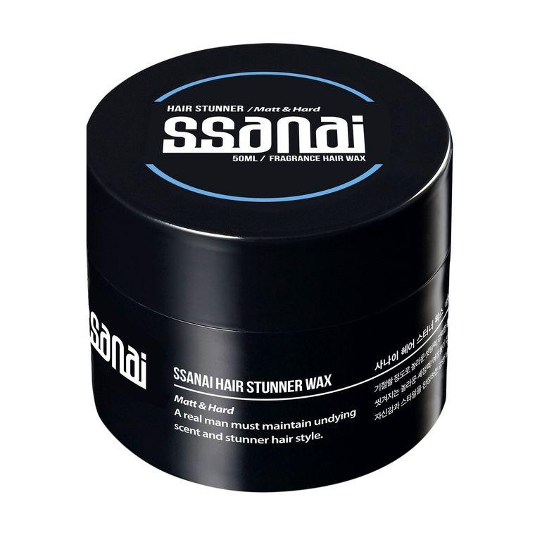 SSANAI Hair Stunner Styling Wax Matte & Hard