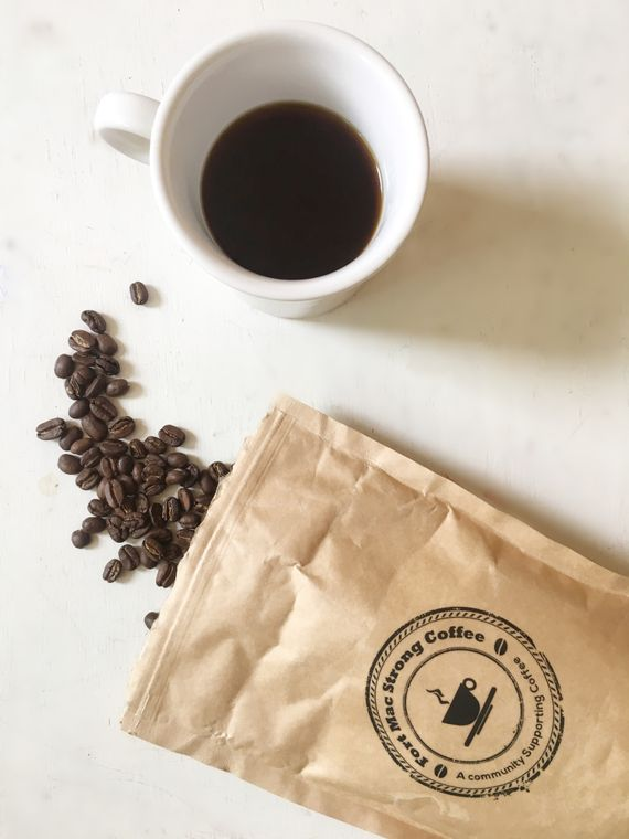 Fort Mac Strong Coffee
