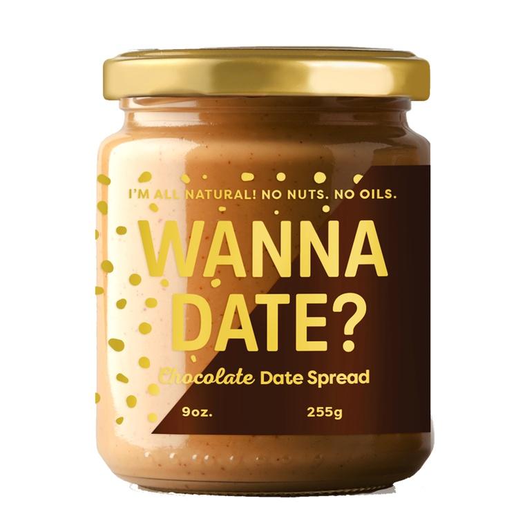 Chocolate Date Spread