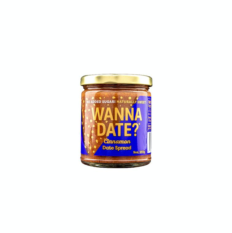 Cinnamon Date Spread
